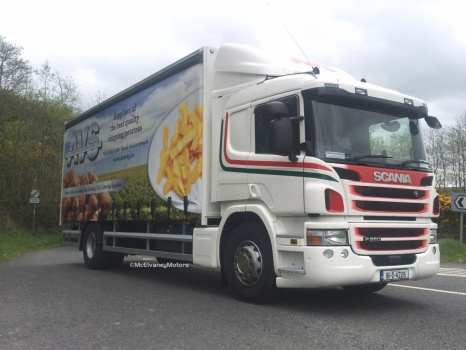 Two New Scania Rigids for AVS