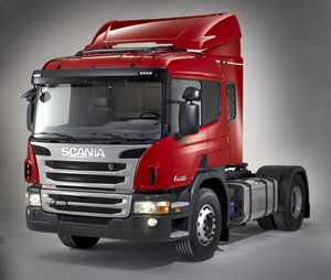 Servicing Scania Trucks
