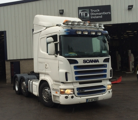 2004 Scania 6x2 Tractor Unit