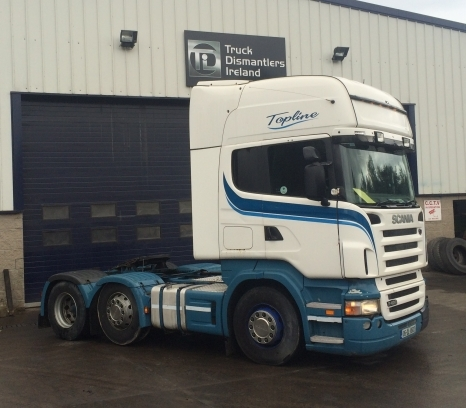 2005 Scania 6x2 Tractor Unit