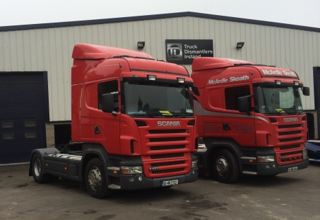2006 Scania R420 Highlines