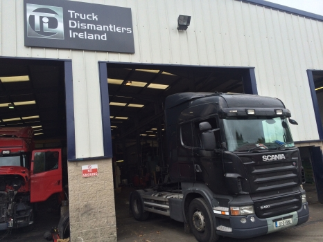 2007 Scania R420 HighlineTU
