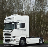 Haulmac Transport Choose Another Scania R450
