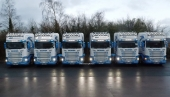 BM Transport Chooses Another 6 new Scanias