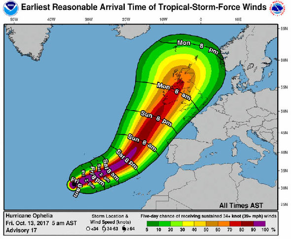 Offices Closed Due to Ophelia...