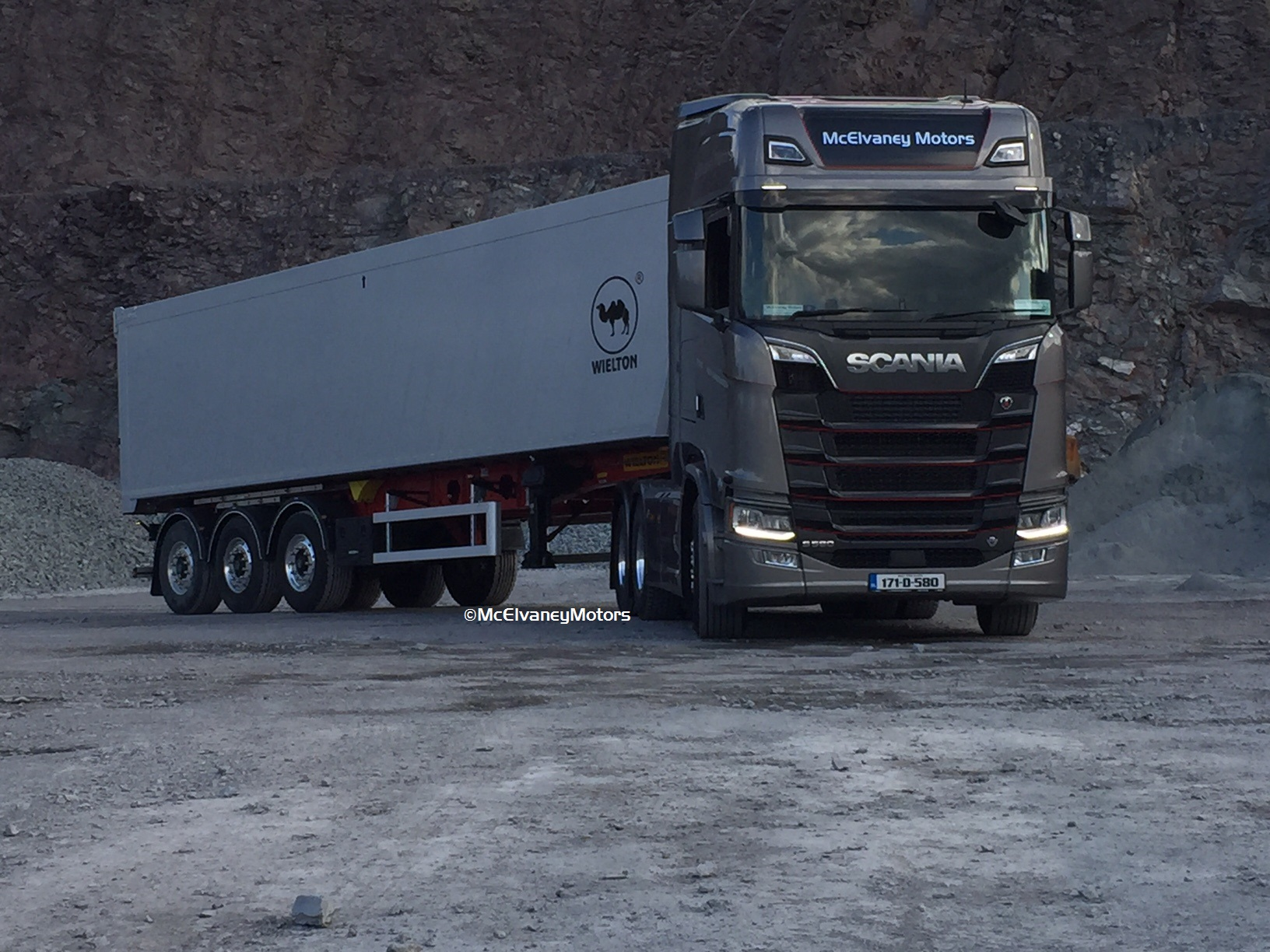 Arrive & Drive Weekend : New Generation Scania