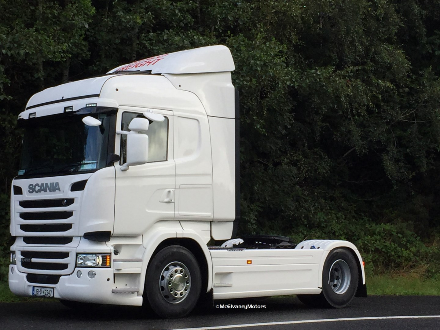 Sealo Freight Purchases Scania R450