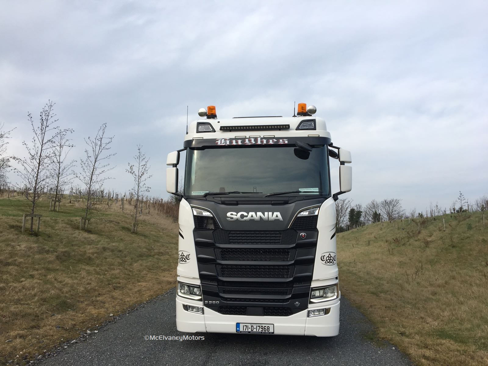 Cool Cat Purchase a New Generation Scania S580