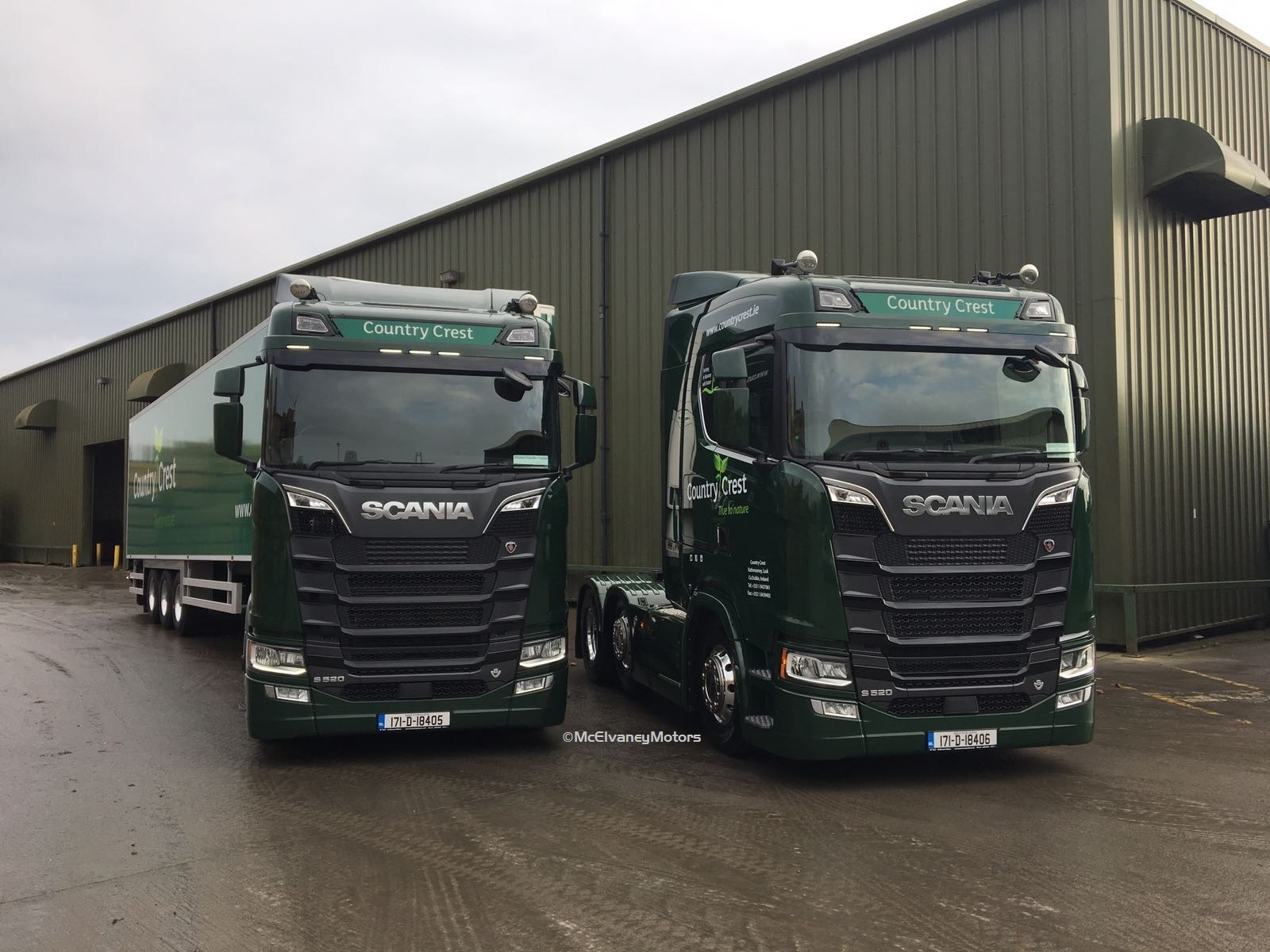 Two New Generation S520s for Country Crest