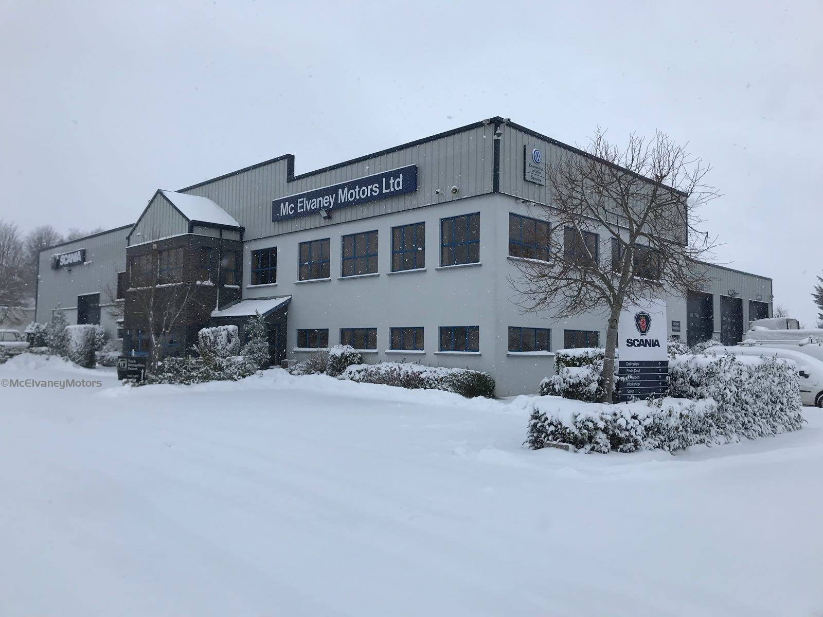 Monaghan and Dublin Office Close for Storm Emma!